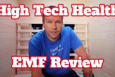 High Tech Health - Best Ceramic Sauna